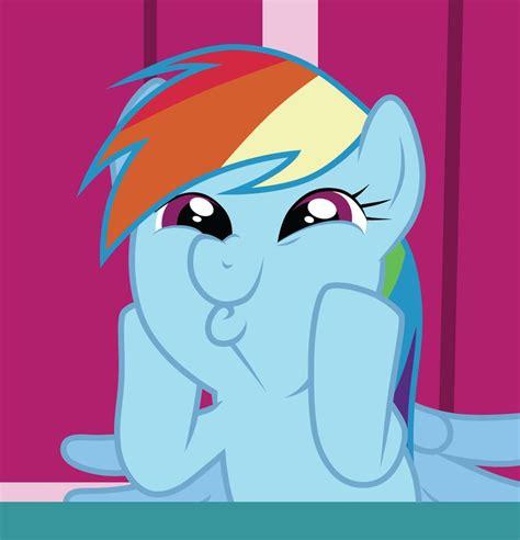 Rainbow Dash Meme - why wub woo dashface know your meme
