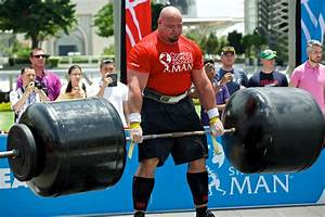 INTERVIEW WITH THE 2015 WORLD'S STRONGEST MAN WINNER ...