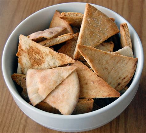 Pita Chips - Easy Recipes for Family Time - Seeded At The ...