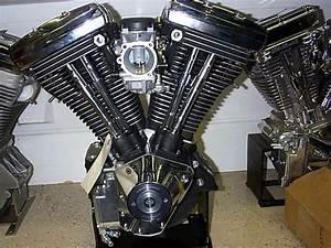 Harley Davidson 1340 Evo Engine Parts