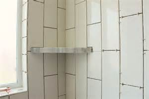 bathroom wall tile ideas how to install a tile shower corner shelf