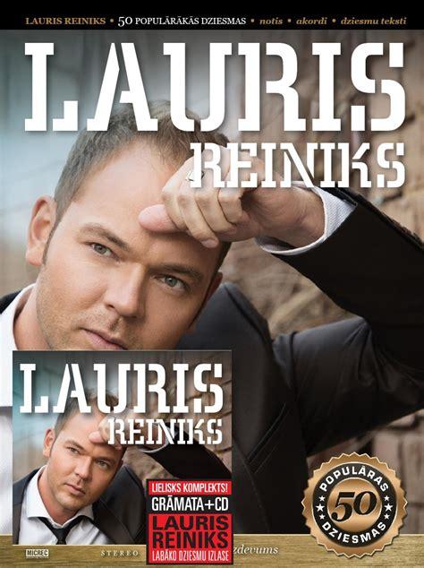 Lauris Reiniks Nošu grāmata: Lauris Reiniks. 50 ...