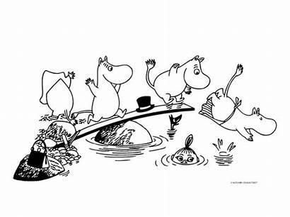 Moomin Moomins Hackman Tove Moomintroll Moominpappa Jansson