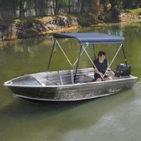 Diy Boat Bimini by 1000 Images About Boat Ideas On Jon Boat