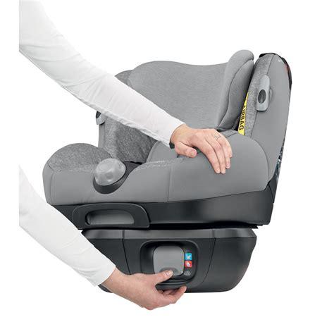 sièges auto bébé siège auto opal nomad grey groupe 0 1 de bebe confort