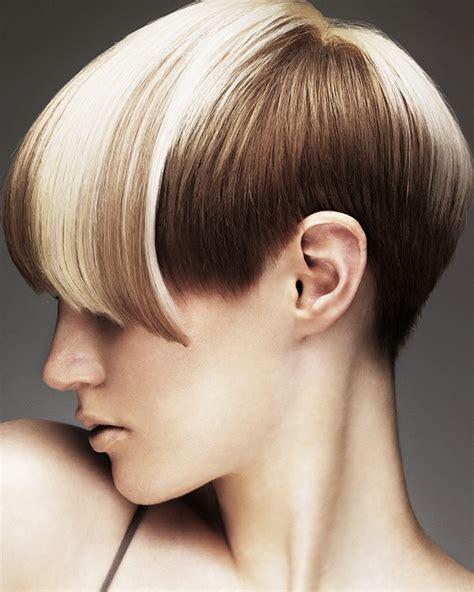 hair color and style for 2014 karmelowy brąz z blond pasmami fryzury galeria 9393