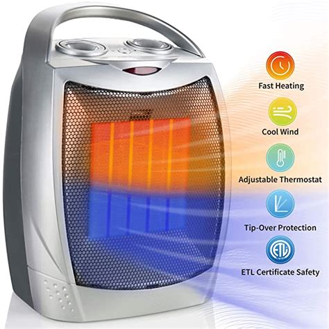 convection recommended operating heater delonghi instructions ceramic