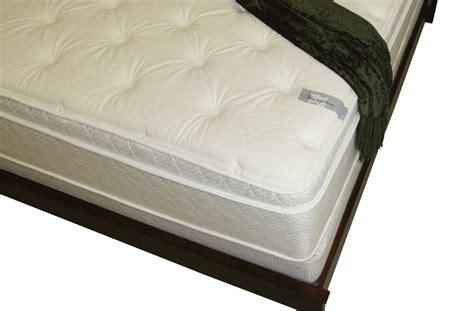 hampton top    visco memory foam pocket coil mattress