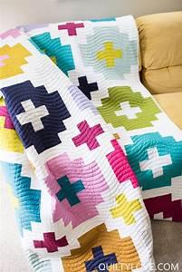 cross tile pdf quilt pattern quilty