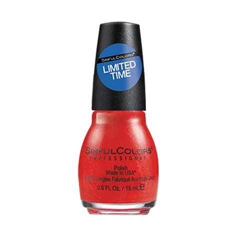sinful colors professional sinful colors professional nail sundown get