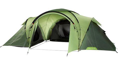 toile de tente 3 chambres gezinstent t 6 3 quechua