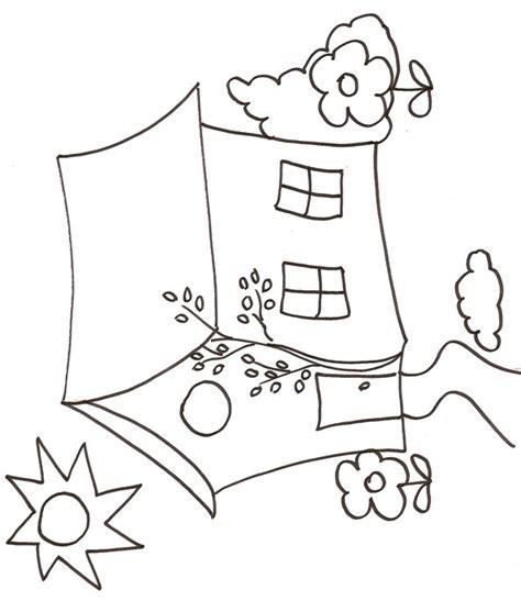 maison dessin
