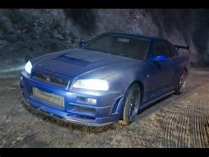 Nissan Skyline Fast And Furious : gta iv nissan skyline gt r r34 fast and furious 4 youtube ~ Medecine-chirurgie-esthetiques.com Avis de Voitures