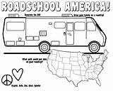 Camper Coloring Rv Printable Trailer Getdrawings Compilation Template Sheet Templates Owlets Travel Getcolorings Popular Results sketch template