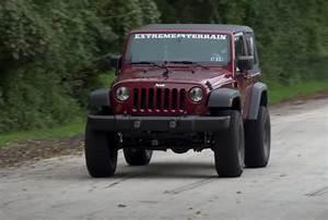 Video  Xt Buries The Jeep Death Wobble