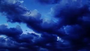 Free, Photo, Dark, Blue, Sky, -, Blue, Cloud, Clouds, -, Free, Download