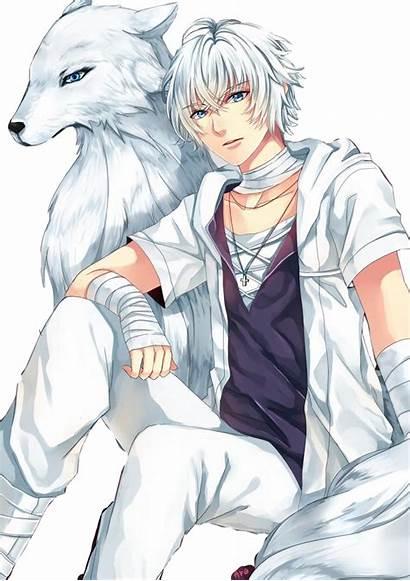 Wolf Anime Werewolf Boy Cool Animeboy Freetoedit