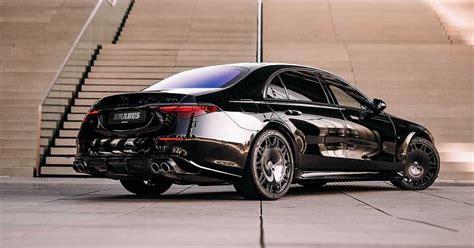 Brabus predstavio svoju prvu kreaciju na temu Mercedesove ...