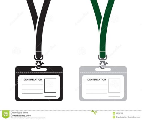 lanyard card template free free blank business card template business card sle