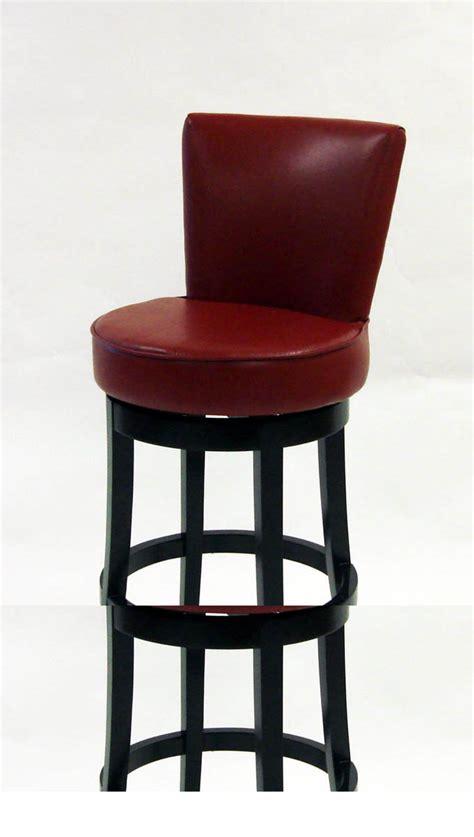 Boston Swivel Counter Stool (red)  [lc4044bare26] Decor