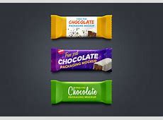 Chocolate Packaging Mockup PSD GraphicsFuel
