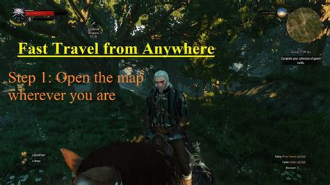 Fast Travel Using Boats Witcher 3 by You Can Now Fast Travel From Anywhere In Witcher 3 Techjeep