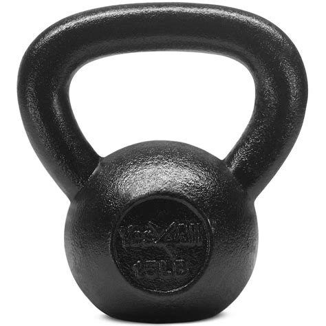 kettlebell weights training