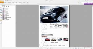 Ford Fiesta 1 4 Tdci Workshop Manual