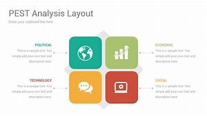 Pestle Analysis Diagrams Google Slides Presentation Template