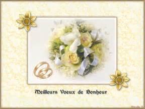carte de voeux pour mariage carte de voeux musicale pour un mariage chez mireille d