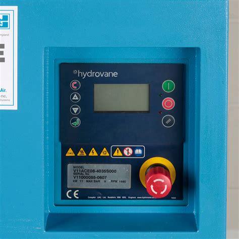 hydrovane hv 15 compressor