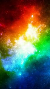 HD Colorful Galaxy - Pics about space