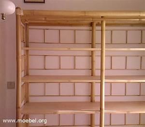 Vorhang Für Regal : bambusm bel bambusschrank b cherschrank mit stoffbespannung ~ Michelbontemps.com Haus und Dekorationen