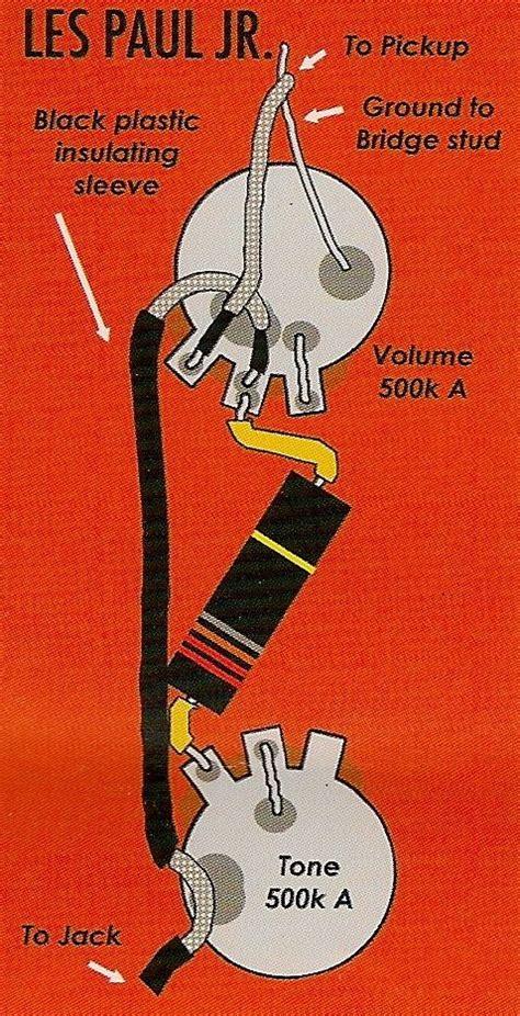 Gibson Les Paul Wiring Diagram Google Search