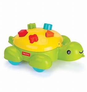 Fisher Price Turtle Shape Sorter  018045