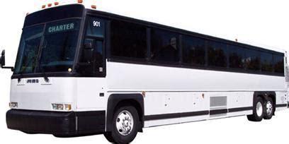 risk management charter bus services