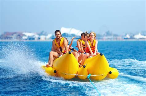 Banana Boat Disney Cruise 2015年の夏だからバナナボートに乗ってみよう アクティビティジャパン