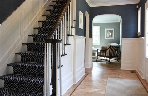 peindre escalier bois moderne deco maison moderne