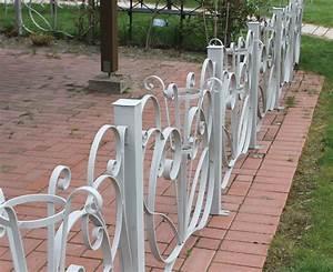 Zaunelemente Aus Metall : pfosten aus aluminium gartenzaun 79 cm zaunelemente aluzaun alu pfosten dandibo ~ Sanjose-hotels-ca.com Haus und Dekorationen