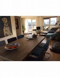 Schiebegardine 300 Cm Lang : eetkamertafel 70 cm breed tot 300 cm lang met houten a poten r de b meubels op maat ~ Markanthonyermac.com Haus und Dekorationen