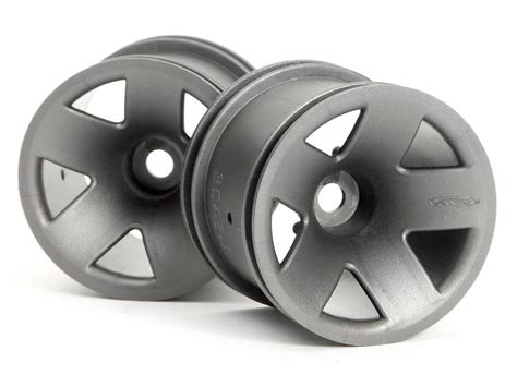 #3048 Type F5 Truck Wheel (gun Metal