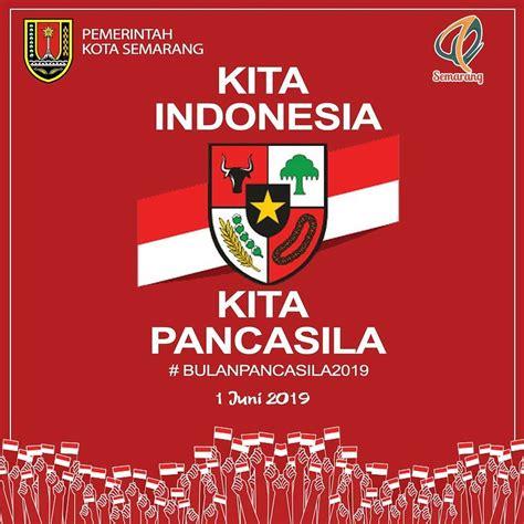 Selamat hari lahir pancasila 01 juni 2020. Pemkot Semarang : Sejarah Hari Lahir Pancasila   Pemerintah Kota Semarang