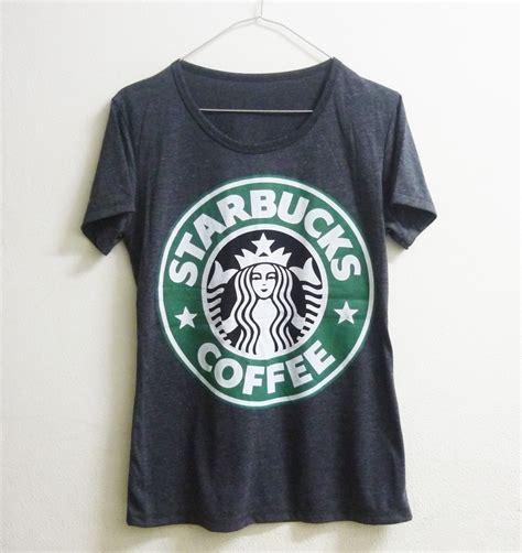 Kaos Tshirt Starbucks Coffee sale shirt starbucks fashion sleeve tshirt