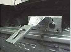 Dataliner Chassis Clamps