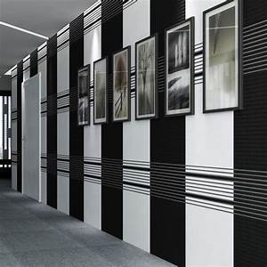 Online Buy Wholesale white stripes wallpapers from China ...
