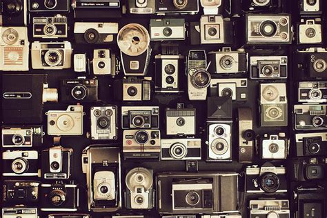 Shooting Film: Cool Vintage Camera Collection