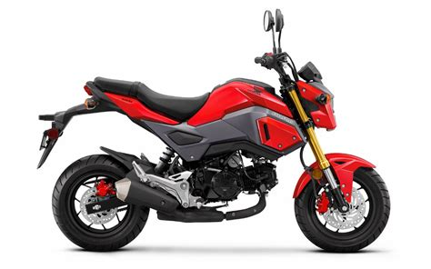 honda motocross bike 2017 honda grom 125 pictures motorcycle news updates