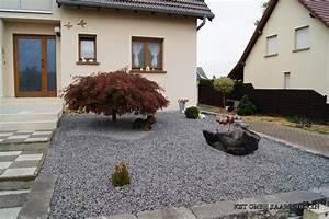 gravier leroy merlin merveilleux pierre d argile leroy With salle de bain design avec cailloux de décoration jardin