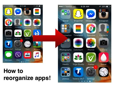 how to organize apps organization apps how to organize