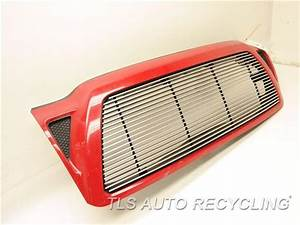 2006 Toyota Tacoma Grille  Chrome Billet Grille